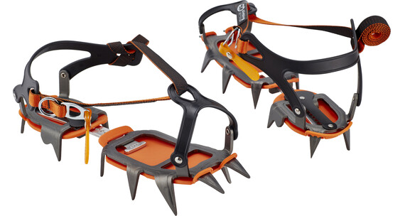 Climbing Technology Pro Light classic Stijgijzer grijs